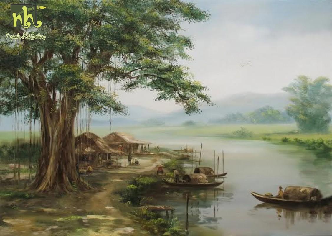 Trang sáng tác làng quê