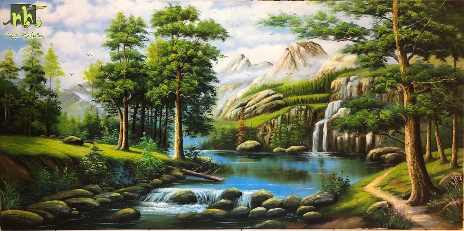 Tranh phong cảnh 2