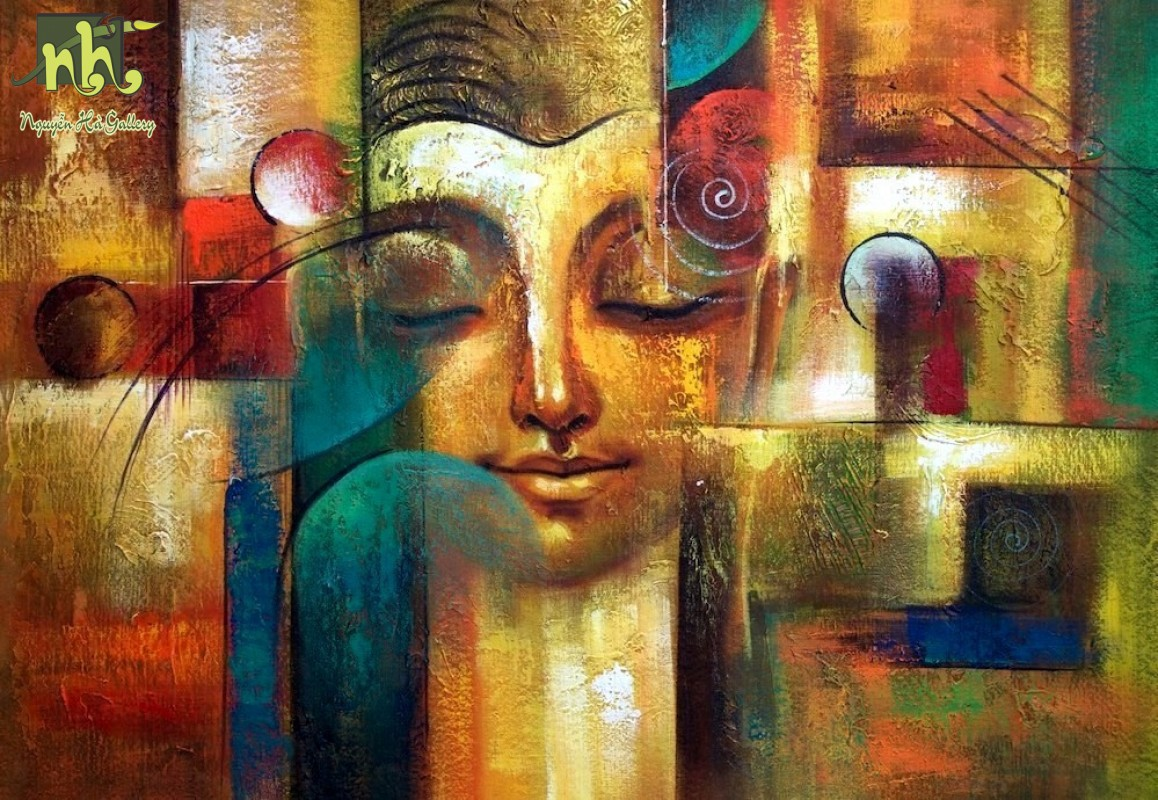 Tranh Phật 4