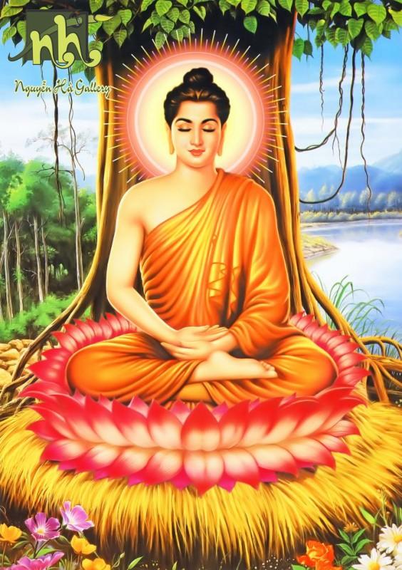 Tranh Phật 13